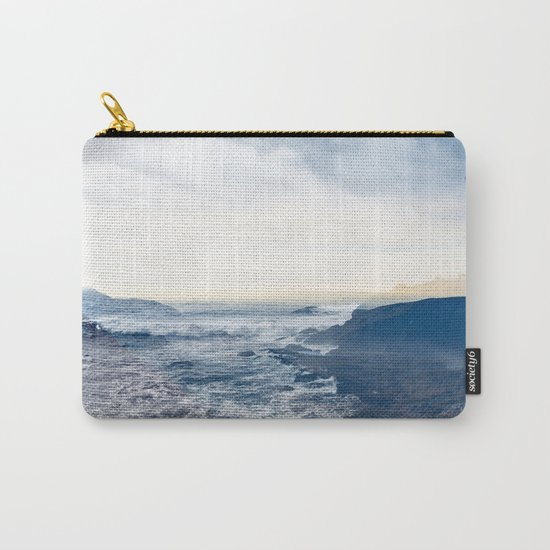 Washed Up Carry-All Pouch