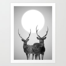 Peura Art Print