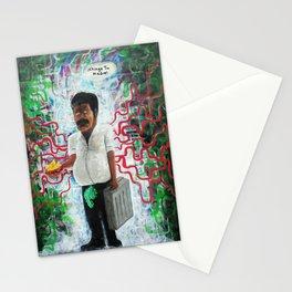 El Terminador Stationery Cards