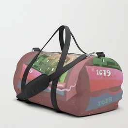 2019 Best Cruise discovering your urban environment through emotions. Duffle Bag