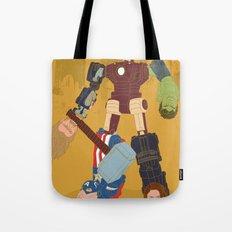 assemble! Tote Bag