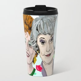golden girls Travel Mug