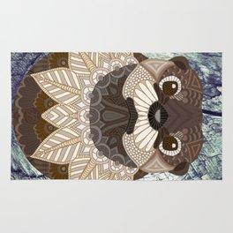 Ornate Otter Rug