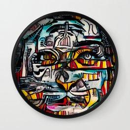 Katie the Tiger Wall Clock
