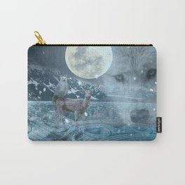 Iced World Carry-All Pouch