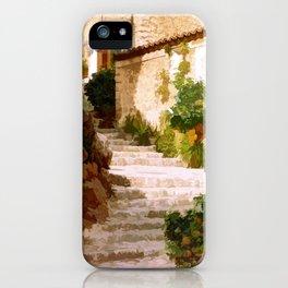 The light of Mallorca - Espana iPhone Case