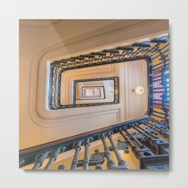 Interior of GPO Building, Martin Place, Sydney Metal Print