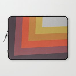 Retro Night Lights Color Palette Laptop Sleeve