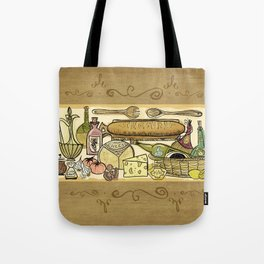 The Joy Of Cooking Tote Bag