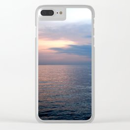 Le Grau-du-Roi 1 Clear iPhone Case