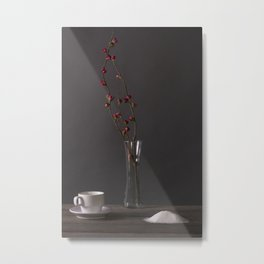 Sugar Still Metal Print