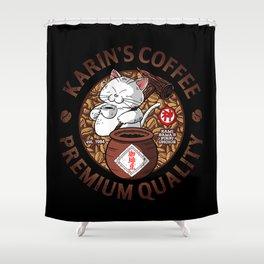 Kamichama Karin Shower Curtain
