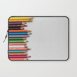 Colored pencil 10 Laptop Sleeve