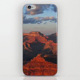 Grand Canyon Sunset Colors iPhone Skin