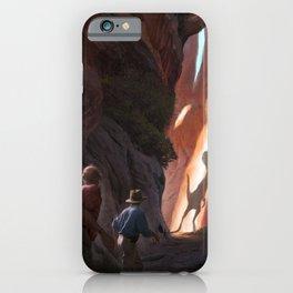 Exploring Utah iPhone Case
