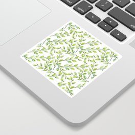 Branches and Leaves Sticker