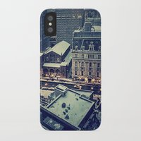 baltimore iPhone & iPod Cases featuring Baltimore by Faith Dunbar