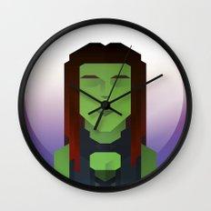 Guardians of the Galaxy - Gamora Wall Clock