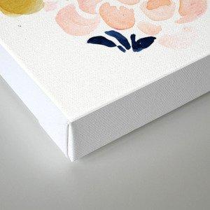 Sierra Floral Canvas Print