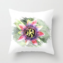 Vine of Souls Throw Pillow
