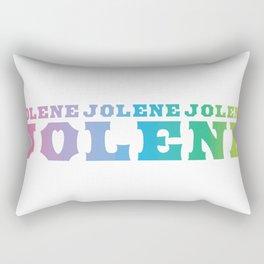 Jolene Rainbow Rectangular Pillow
