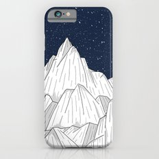 The white mountains under the stars Slim Case iPhone 6s