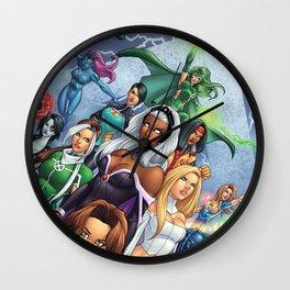 X-WOMEN Wall Clock