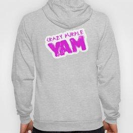 Crazy Purple Yam Hoody
