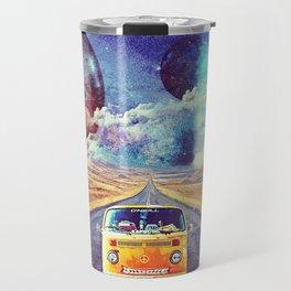 Globe trotter Travel Mug