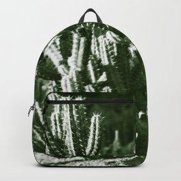 Vintage Cactus Print III Backpack