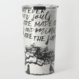 Wuthering Heights - Souls Travel Mug