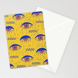 Eyesz II Stationery Cards