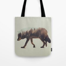 Norwegian Woods: The Wolf Tote Bag
