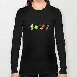 THE ORIGINAL 4 series by SHEIS. Long Sleeve T-shirt