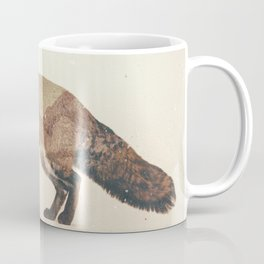 Veluwe: Fox Coffee Mug