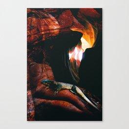 Inanna Canvas Print