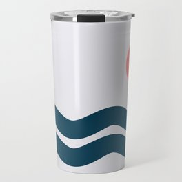 Nautical 06 No.2 Travel Mug