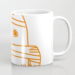 Blankie Monster Coffee Mug