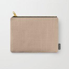 Hazelnut Carry-All Pouch