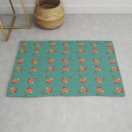 Puki Owl Pattern Rug