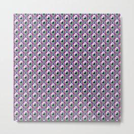 Eye pattern 01 Metal Print