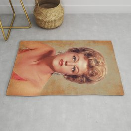 Angela Lansbury, Actress Rug