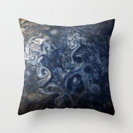 Jupiter Canvas Throw Pillow
