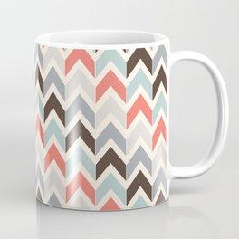 Mod Hues Chevron Coffee Mug
