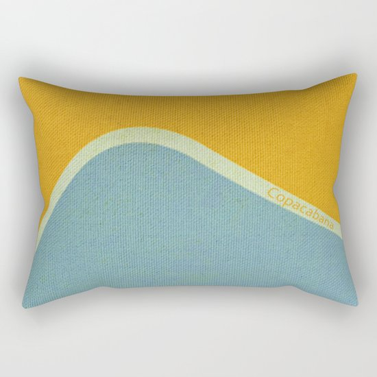 Copacabana Rectangular Pillow