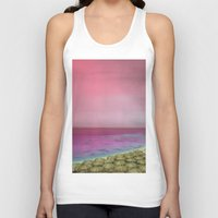 sunrise Tank Tops featuring Sunrise by Sandy Broenimann