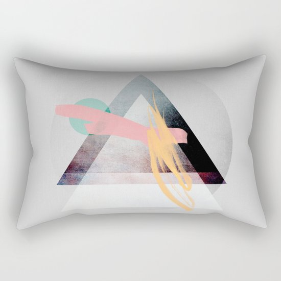 Minimalism 3 Rectangular Pillow