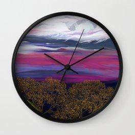 La Luna 9  Wall Clock