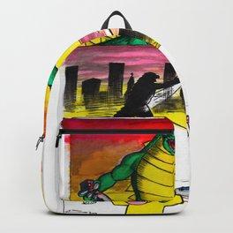 Wadezilla Backpack