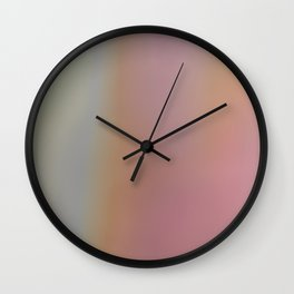 Sea Marble Wall Clock